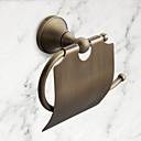 トイレットペーパーホルダー / アンティーク真鍮 アンティーク