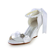 Women's Shoes Satin / Stretch Satin Sprin...