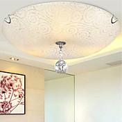 Max 40W Cristal Montage de FlujoSala de estar / Dormitorio / Comedor / Cocina / Habitación de estudio/Oficina / Sala de niños / Vestíbulo