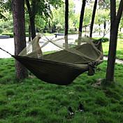 Campinghammock med myggnät Utomhus Campin...