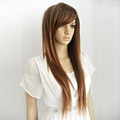 Synthetic Wig With Bangs Synthetic Hair H...