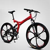 Folding Bike Mountain Bike Cycling 21 Spe...