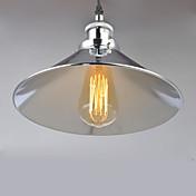 Max 60W Cosecha Mini Estilo Metal Lámparas Colgantes Sala de estar / Dormitorio / Comedor / Cocina / Vestíbulo / Hall