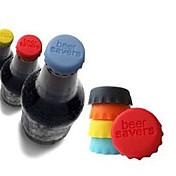 godis-färgade silikonmaterial proppar (sl...