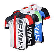 Arsuxeo Men's Short Sleeve Cycling Jersey...