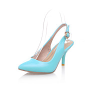 Women's Shoes Patent Leather Spring / Sum...