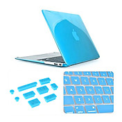 MacBook Case for Solid Color Transparent ...