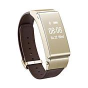 Control de actividad Huawei b2 portátil inteligente pulsera pulsera, Bluetooth3.0 / IP57 / rastreador de sueño para Android / iOS