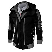 Men's Plus Size Sports Basic Long Sleeve ...