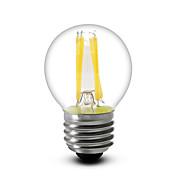 1st 4W 380 lm E14 E26/E27 E12 LED-glödlam...