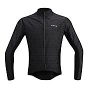 SANTIC Men's Cycling Jacket Bike Jacket /...