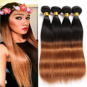 Brazilian Hair Straight Human Hair Weaves...