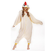 Adults' Kigurumi Pajamas Cock / Chicken O...