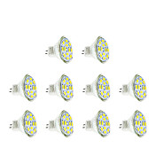 3W GU4(MR11) LED-spotlights MR11 12 lysdi...