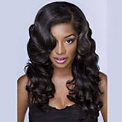 Peruvian Human Hair 10-30Inch Body Wave N...