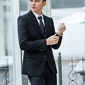 Men's Cotton Suits - Solid Colored