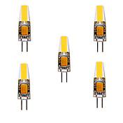 YWXLIGHT® 5pcs 5W 460lm G4 LED-lampor med...