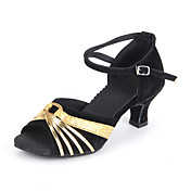 Women's Latin Shoes / Ballroom Shoes Sued...