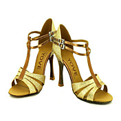 Women's Latin Shoes Salsa Shoes Sparkling...