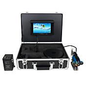 buscador de los pescados cámara submarina Mytopia 50m buscador de los pescados de la pesca pantalla a color TFT LCD de la cámara de vídeo