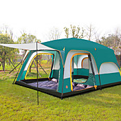 Shamocamel® 8 person Family Tent Double L...