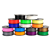 Anet 3D Printer Filament 1.75mm/3mm PLA f...