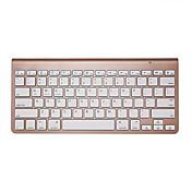 Trådlös 87 pcs Office Keyboard Mini AA Ba...