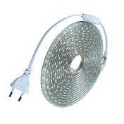 10m 600 LEDs Warm White / White / Red Cut...