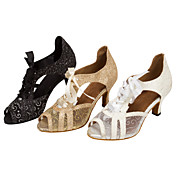 Women's Latin Shoes / Salsa Shoes Sparkli...