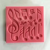1 Horneando Ecológico / Nueva llegada / decoración de pasteles / 3D / Alta calidad Pastel Plástico Moldes para horno