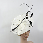 Feather Net Fascinators 1 Wedding Special...