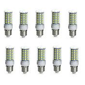 10pcs 10 W 850-950 lm E14 / G9 / GU10 LED...