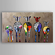 Oil Painting Hand Painted - Animals Moder...