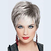 Human Hair Capless Wigs Human Hair Straig...
