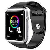 Reloj Smart Video Cámara Monitor de Pulso Cardiaco Llamadas con Manos Libres Control de Mensajes Control de Cámara Audio GPSSeguimiento