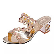 Women's Shoes PU(Polyurethane) Summer Com...