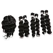 Indian Hair Deep Wave Human Hair Hair Wef...
