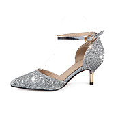 Women's Shoes Glitter Spring / Summer Hee...