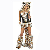 Wolf Cosplay Costume Women's Carnival Fes...