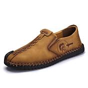 Men's Shoes Cowhide Spring / Summer / Fal...