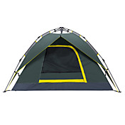 3 - 4 person Backpacking Tent Double Laye...