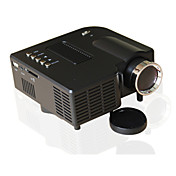 UNIC LCD Mini Projector LED Projector 500...