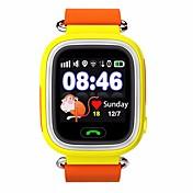 ips SmartWatch gps niños toquen la posición a prueba de agua pantalla sos Localizador niño perdido anti monitor de GPS reloj inteligente
