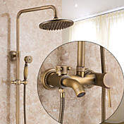 Shower Faucet - Antique / Country / Moder...
