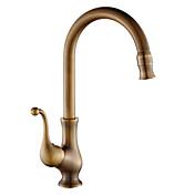 Kitchen faucet - Antique Antique Copper S...