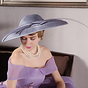 Flax / Feather / Velvet Fascinators / Hat...