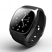 Reloj Smart Pulsera Smart Seguimiento de Actividad Long Standby Podómetros Control de voz Atención de Salud Deportes Distancia de