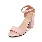Women's Shoes PU Summer Fall Club Shoes S...