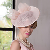 Flax Lace Fascinators Hats Headpiece Clas...