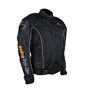 RidingTribe Jacket Nylon PU Leather All S...